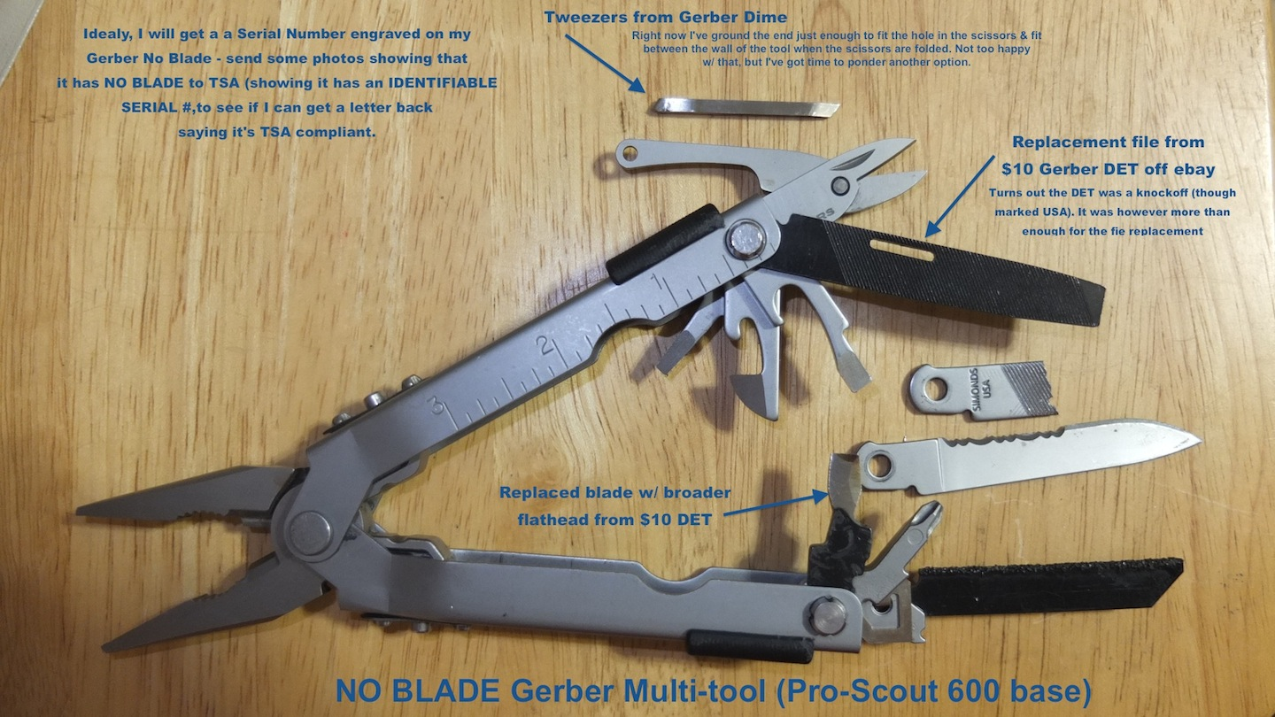 Gerber Multi Tool Replacement Parts | Carnmotors.com
